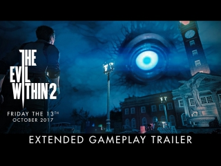 The Evil Within 2 — геймплей