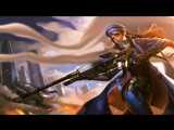 Ana | Animated Wallpaper QHD 1440p - Overwatch