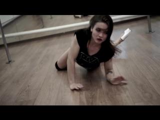 Горячий strip dance. floor work. hudinskaya  tomashova. justin timberlake - my love