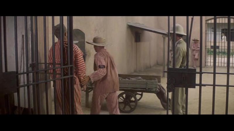 Мотылек 1973 США Франция фильм