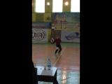Евгения Косенко 8 лет DANCE SCHOOL VICTORY HIP-HOP  freestyle г. Таганрог 1 место
