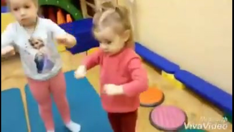 занятия Крошки-ладошки в Ultra Fitness