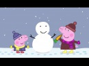 Peppa Pig: Snow. Cartoons for KidsChildren
