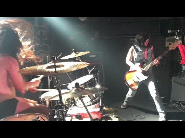 SETE STAR SEPT live at 20000 Den-Atsu,Tokyo,Japan - April 7,2017