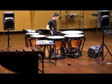 The Final Precipice for Five Timpani and Tape - Composed by Jeffrey Peyton