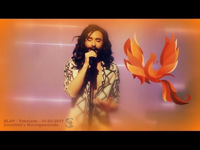 Rise Like A Phoenix - Conchita Wurst - Stadthalle Ybbs - 31.03.2017