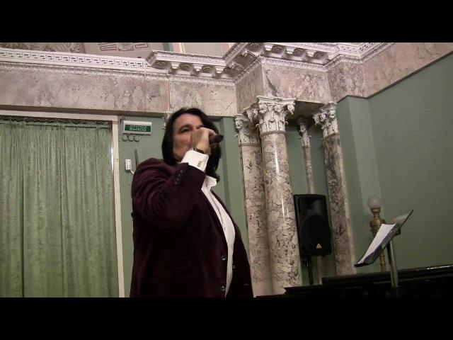 В. Ольховский Поговори со мной песня из кинофильма Крёстный отец. 29-09-16г.