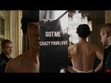 Sherlock x John BBC JOHNLOCK  X Crazy in Love X