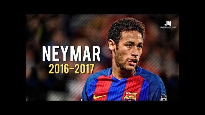 Neymar Jr - Sublime Dribbling Skills Goals 20162017
