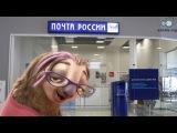 Как работает почта России!!!пародия на мультик Зверополис))