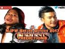 NJPW Sakura Genesis 2017 IWGP Junior Heavyweight Championship Hiromu Takahashi vs. Kushida
