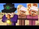 Villager Witch Life 4 Alien Being Minecraft Animation