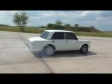 Тизер Обзор Тест-Драйв VAZ 2101 LANCIA=FIAT Engine 8V 2,0 TURBO 200+h/p