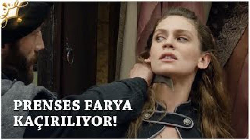 Muhteşem Yüzyıl Kösem Yeni Sezon 3.Bölüm (33.Bölüm)   Prenses Farya kaçırılıyor!
