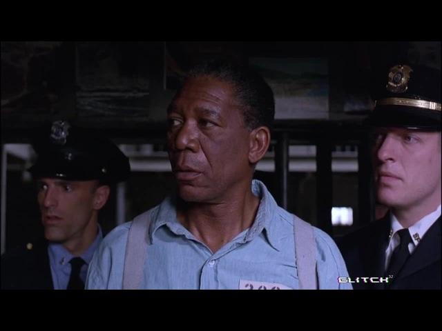 Keith Flint in the Shawshank