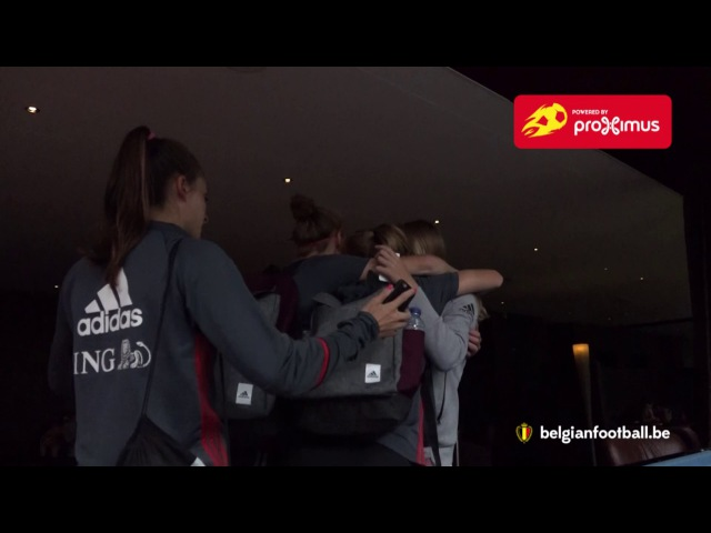 WEURO2017 | Sarah Wijnants arrives at the hotel