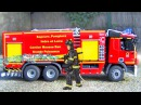 Мультфильмы для детей - Пожарная машина Мультик про машинки и грузовички