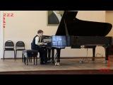 В.А. Моцарт. Соната G-dur, 1часть (отрывок). Исп. Вадим Шапыгин