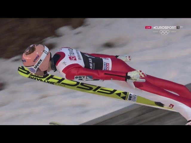 Мировой рекорд в прыжках с трамплина 2017 World record in ski jumping 2017