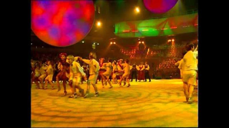 Jautrās dzirnavas - Raimonds Pauls, dejo TDA Līgo Rotaļa Zelta Sietiņš