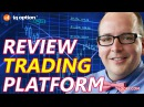 Forex Trading South Africa: IQ Option  - Review trading platform