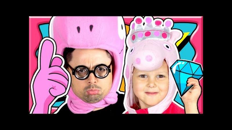 СВИНКА ПЕППА Peppa Pig Мультики для детей Сезон 5 Видео без остановки Все серии подря...
