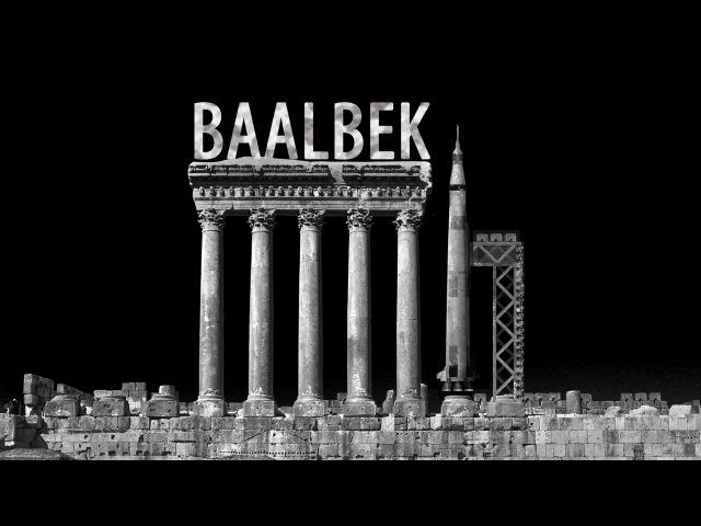 BAALBEK: Walk around main complex/ Прогулка по Баальбеку