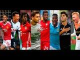 8 главных претендентов на Golden Boy 2016 (звание самого лучшего молодого игрока в Европе)