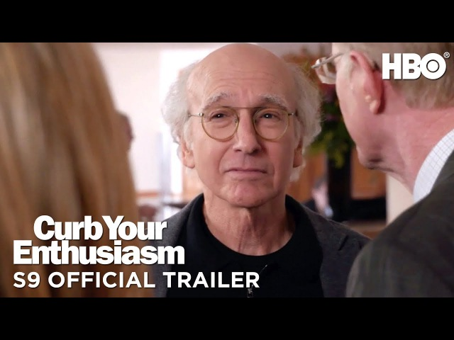 Larry's Back Nothing Has Changed | Curb Your Enthusiasm Season 9 Trailer 2 (2017) | HBO