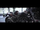 V-max Abaddon - Yamaha - Motorland  - G4  by Carlex Design