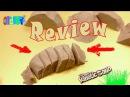 Распаковать и поиграть. Смотрите как надо играть. Review Kinetic Sand OldTv !