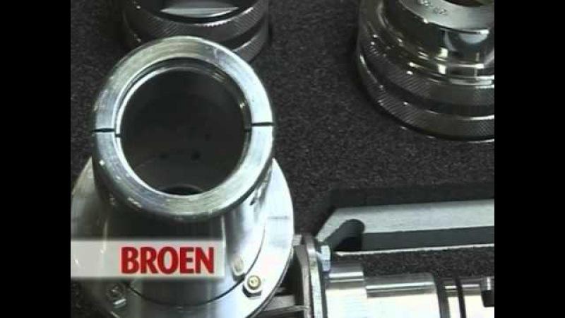 Июль 2012 г. Презентационный ролик компании Сантехкомплект о шаровых кранах DZT (Концерн BROEN)