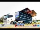 Carreta SomCar - Inauguração - Curitiba-PR 09/08/2016 - DJ César