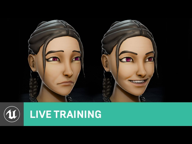 Getting Started with Character Morph Targets | Live Training | Unreal Engine