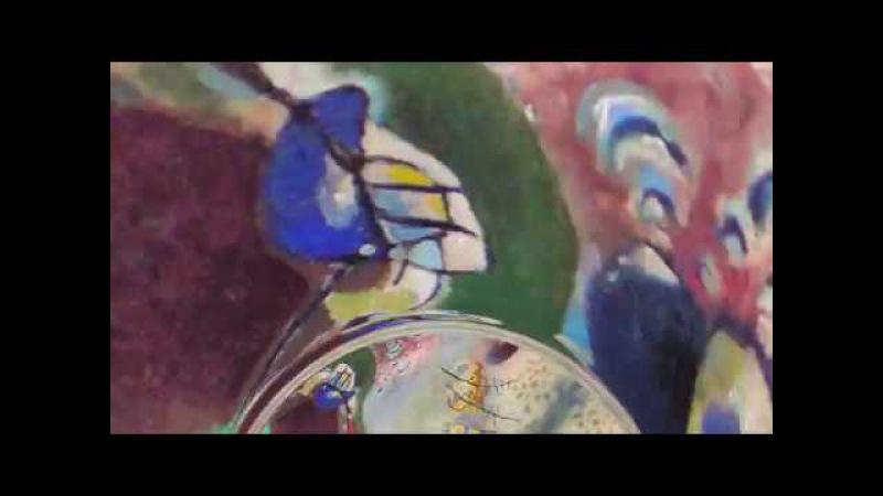 Анимация картины В. В. Кандинского «Беспредметное»