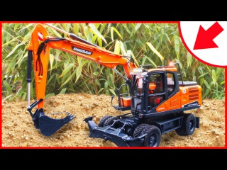 The Excavator and The Truck: Construction Squad | Video for children | Kids Cars Cartoon