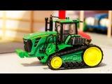 Мультфильмы про машинки - Трактор Павлик - Развивающие и Познавательные Мультики для детей