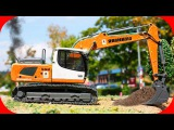 The Excavator and The Crane Kids videos | Construction Cartoons | Cars & Trucks for children