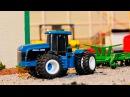 Детские видео: Трактор Павлик - Мультик про Машинки - Развивающие мультики для де...