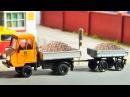 Новые мультики про ГРУЗОВИК Мультфильмы для детей Развивающие видео про Машинки