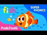 sh Selfish Fish Super Phonics Pinkfong Songs for Children