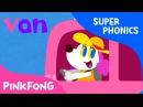 An   Dan in a Van   Super Phonics   Pinkfong Songs for Children