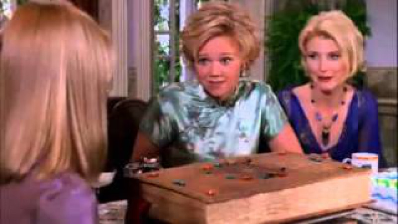 Caroline Rhea-Cheongsam in Sabrina the Teenage Witch