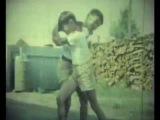 Мой брат Тимур и я. Дульдурга 1984. my brother and me
