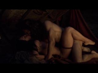 Любовная сцена из сериала