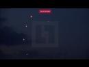 Донецк, 1 июня, 2017 . Солдаты ВСУ обстреляли фонарики, выпущенные в память о погибших в Донбассе детях