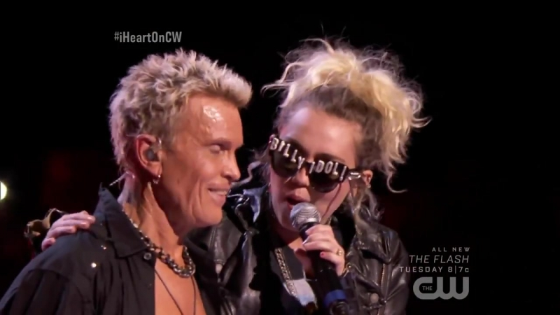 Billy Idol feat. Miley Cyrus - Rebel Yell