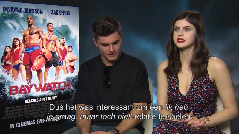 Eline De Munck tegen Zac Efron: Sorry, maar je speelt zo'n arrogante eikel...
