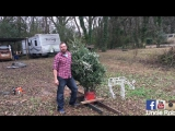 How to light up a Chirsmas tree by Uncle Rob