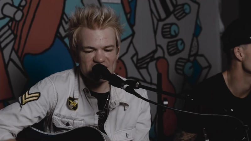 SUM 41 Hell Song Live Acoustic